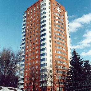 г. Москва - Жилой дом - AGS 68E