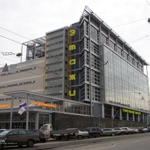 г. Ни́жний Но́вгород – ТЦ Этажи - AGS150, 68